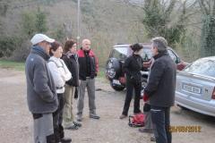 Alta Garrotxa,Cingles de freixenet i Treu petit