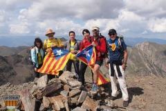 Estelades al cim 2014
