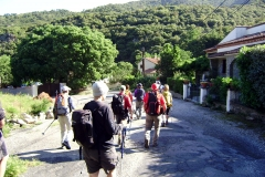 Excursió a les Alberes guiada per en Josep Figuls març 2011