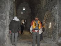 Dins l'ermita