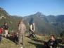 """Excursió Alta Garrotxa\"""" BAUMES D\'UJA\"""" gener 2012"""