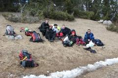 Hivernal al Cadí febrer 2011