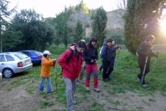 Matinal per Montnegre i la font de Madremanya