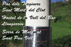 Via Romana-Vall del Bac