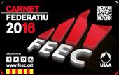 Llicència federativa 2016